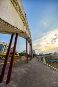 惠州水门桥人行道