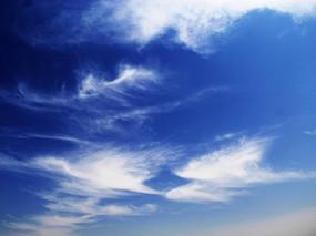 天空云卷云舒