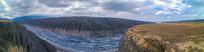 独山子大峡谷风景