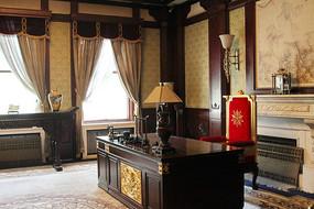 伪满洲皇宫溥仪客厅