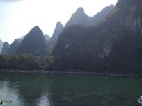 广西桂林美丽的自然风光