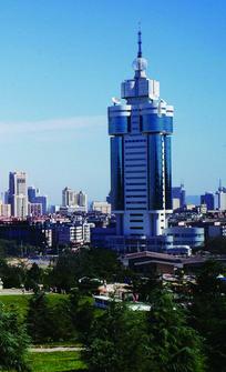 城市建筑城市风光