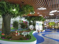 乡村农产品展示厅