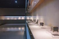 惠州博物馆内的文物展厅