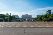 惠州市政府建筑景观