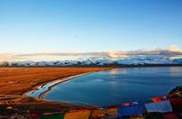 西藏纳木措