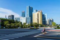 惠州江北城市景观