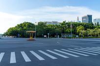惠州云山西路交通灯