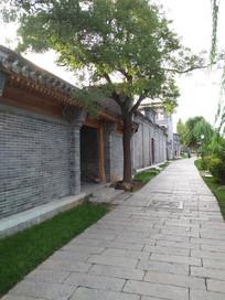 北京三里河老房子