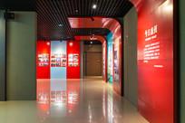 惠州博物馆内的展厅