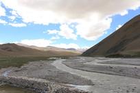 美丽的山川河流