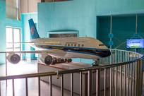 南航飞机模型