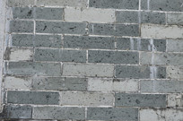 青砖墙背景图