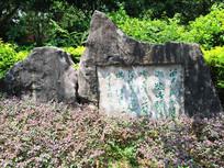 石板上的文字