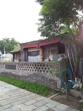 老北京平房