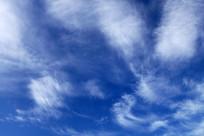 缥缈的云彩