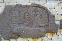 古印度风格人物雕刻