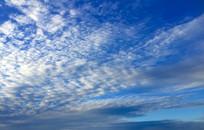 美丽的天空云彩景观
