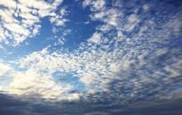 天空云彩高清摄影图