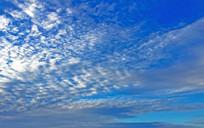 天空云彩景观图片