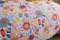 太阳花床套