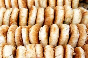 糖酥蜜饼特写图片
