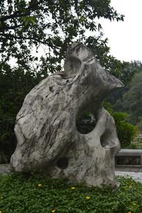 云溪生态公园 石头