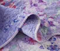 紫罗兰布料