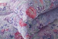 紫罗兰枕角