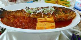 粉丝鱼炖豆腐