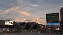 惠州陈江街道城市风光