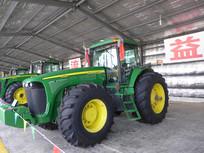 农业生产收割机