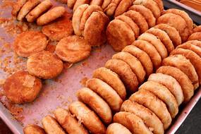 酥皮蜜饼高清图