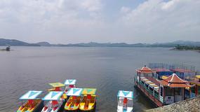 红枫湖景区游船码头