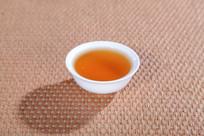 金骏眉茶汤摄影