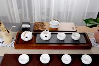 陶瓷茶具摄影