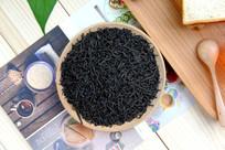 正山小种茶干特写摄影