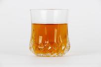 正山小种红茶茶汤特写摄影