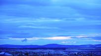 额尔古纳湿地的黎明