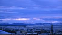 额尔古纳湿地的清晨