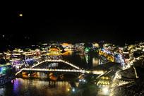 凤凰城全城夜景