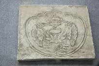 唐代荷叶纹瓷砖
