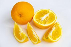 营养美味橙子