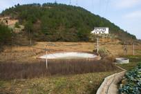 农村蓄水池