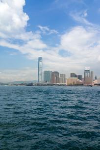 香港九龙城市风光