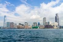 香港九龙摩天大楼