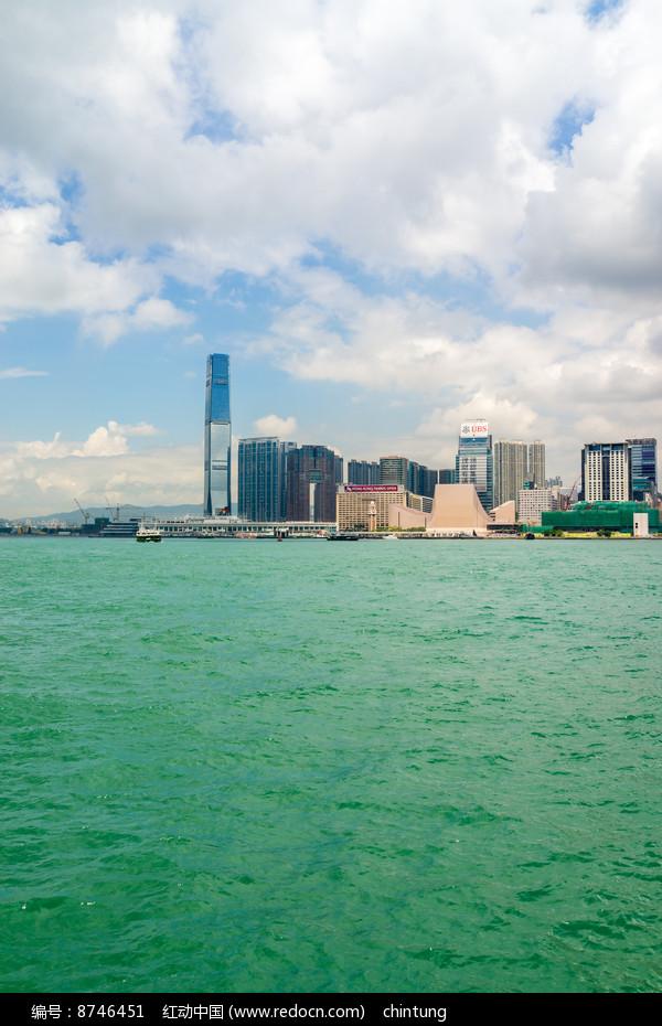 香港摩天大楼景色风光图片