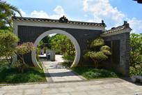 五象湖公园园林景观庭院