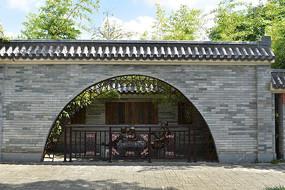五象湖公园园林门