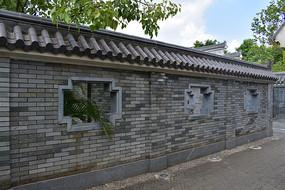 五象湖公园园林围墙